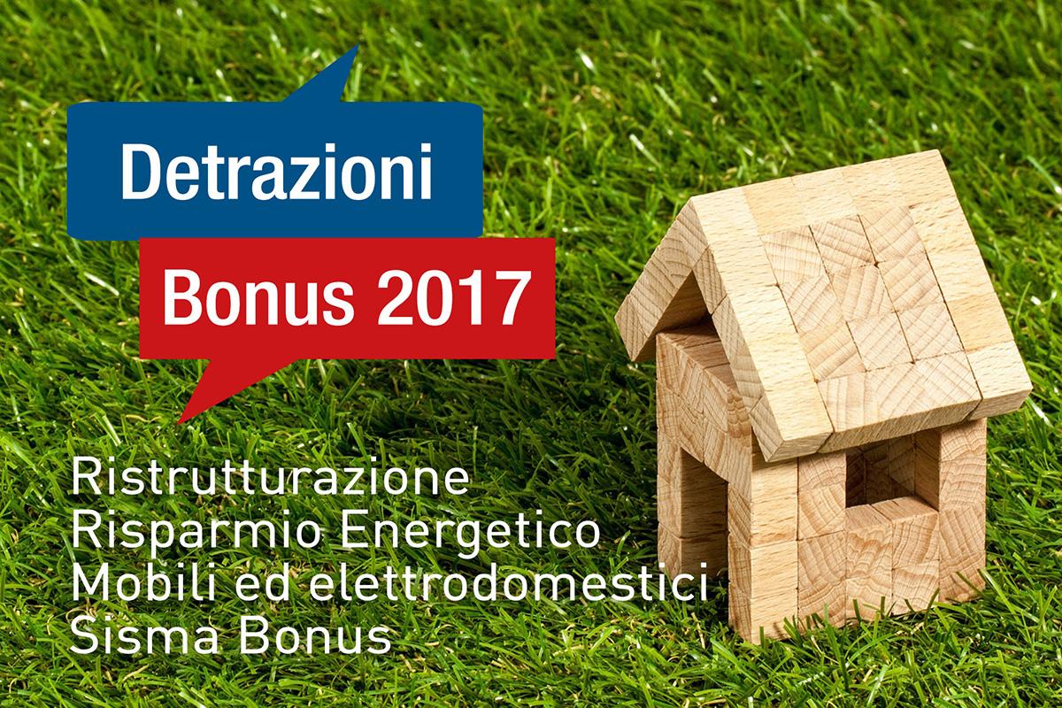 Casa bonus e agevolazioni anche per il 2017 for Detrazione affitto 2017