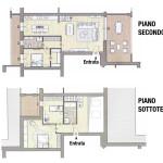 planimetria appartamento 2C